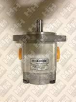 Шестеренчатый насос для колесный экскаватор HITACHI ZX140W-3 (4676993)