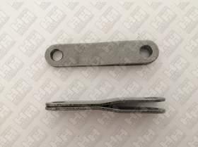 Рычаг шарнира распределительной плиты для колесный экскаватор HITACHI ZX140W-3 (9724756)