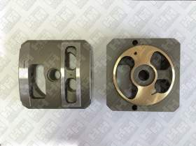 Распределительная плита для колесный экскаватор HITACHI ZX170W-3 (2052073, 2052067)
