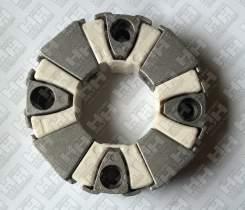Эластичное соединение (демпфер) для колесный экскаватор HITACHI ZX180W (4416605, FYB00000114, 4700170, TH4416605, 4463993, 4463994, FYB00000115, 4455716, 4463992, 4702172, TH4463992)
