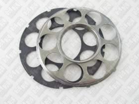 Прижимная пластина, пружина для гусеничный экскаватор VOLVO EC210C (VOE14529771, VOE14529772)